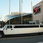 16-18 Passenger White Hummer Limo
