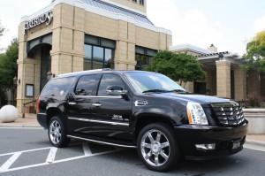 6 pass Cadillac Escalade ESV
