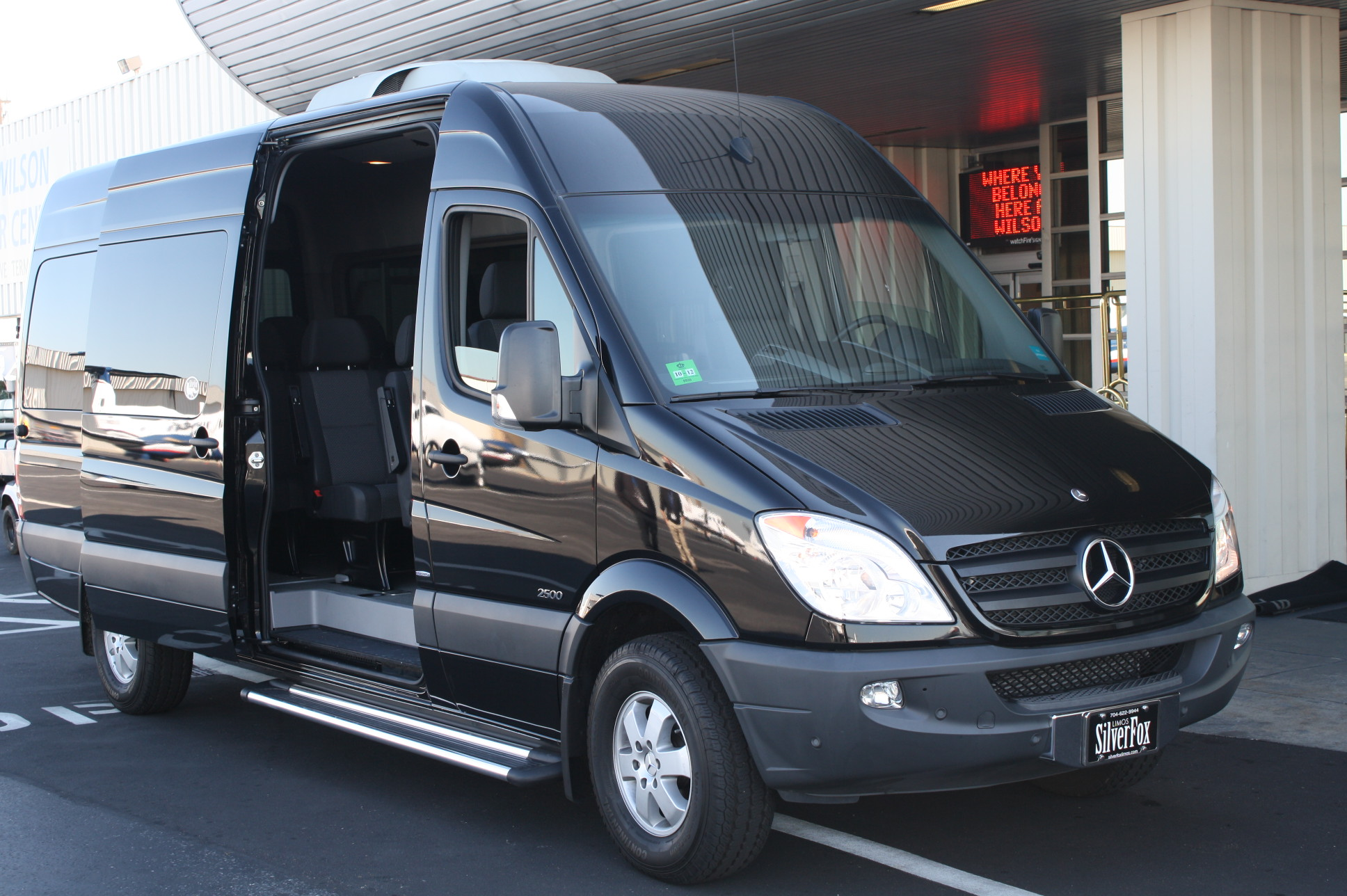Mercedes Benz Sprinters   Seaters