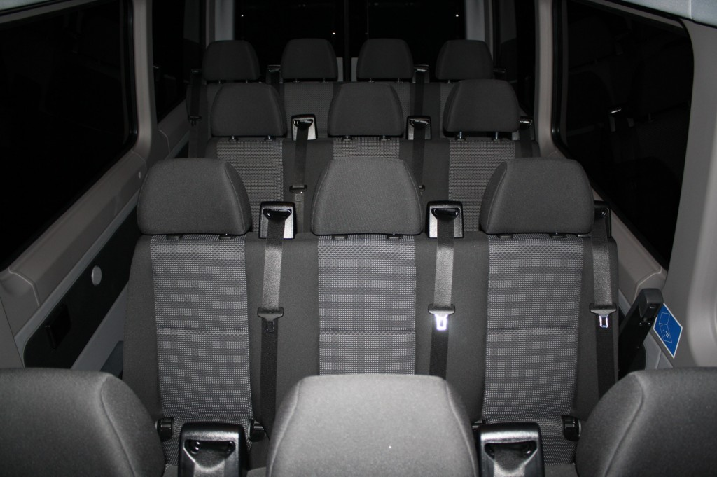 Sprinter Interior 1