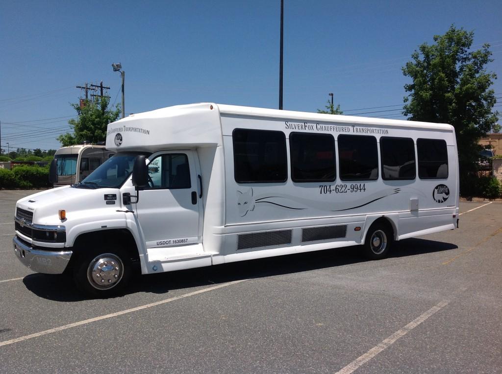 29 Passenger Mini Bus