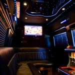 Sprinter Limo - INTERIOR 4