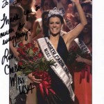 Miss USA Chelsea Cooley