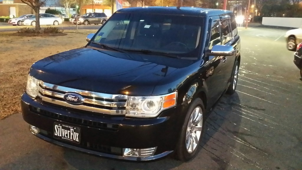 FordFlex_Front