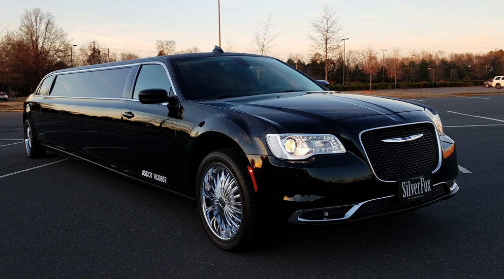 Chrysler Limo on chrysler 300 limo