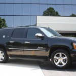 6 Pass Chevy Suburban