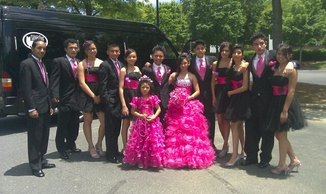 Birthday & Quinceanera Limo Charlotte