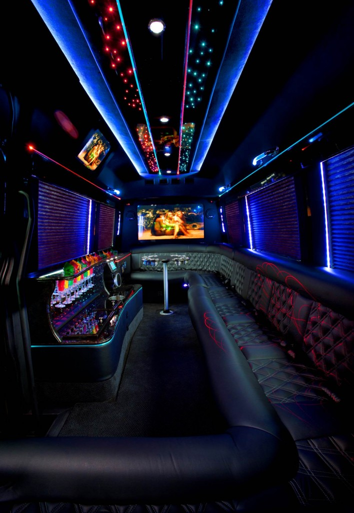 12-13 Pass Mercedes Sprinter Limo