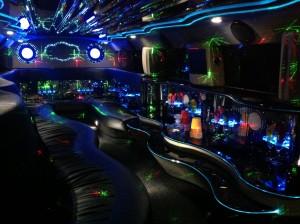 Hummer Interior 1