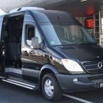 14 Pax Mercedes Sprinter
