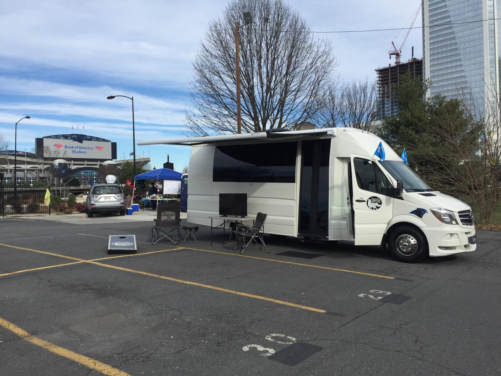 15 Passenger 2015 Sprinter Limo XL – SilverFox Limos
