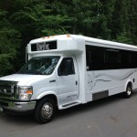Party Bus Exterior
