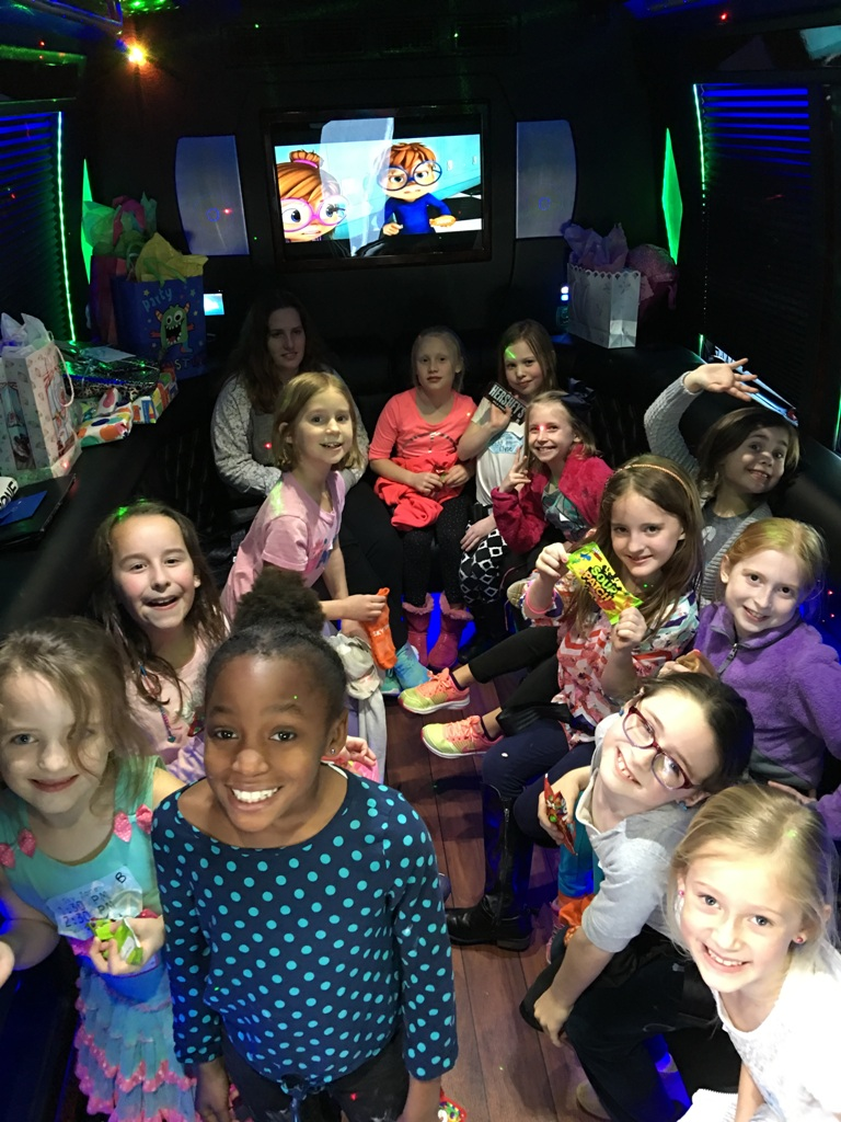 Limos Are Great For Any Occasion That Includes Kids Birthday Parties At SilverFox We Would Be Delighted To Help Plan The Special Day Your