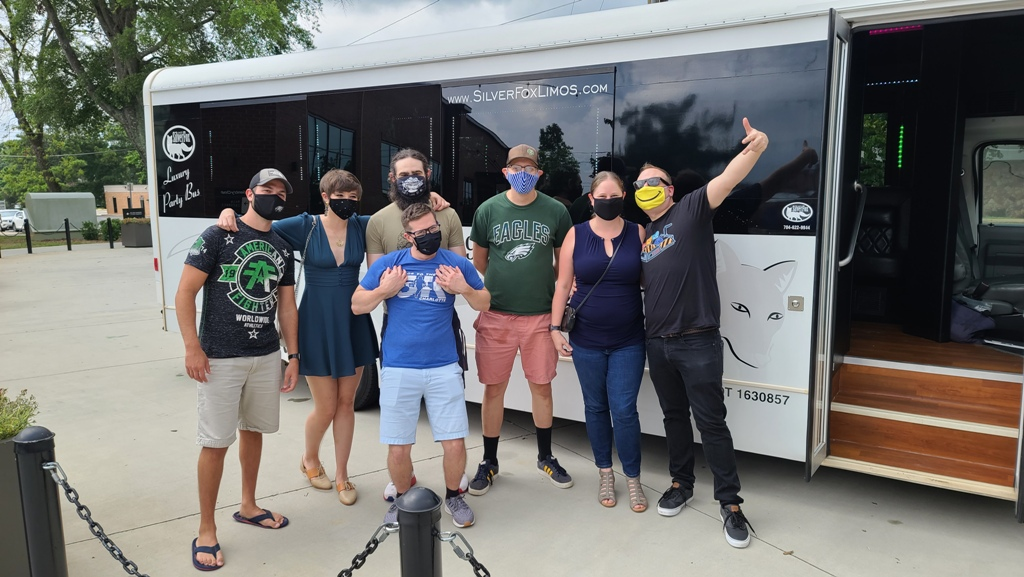 Party Bus Tour `