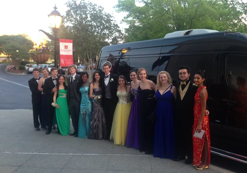 Prom Limo Charlotte
