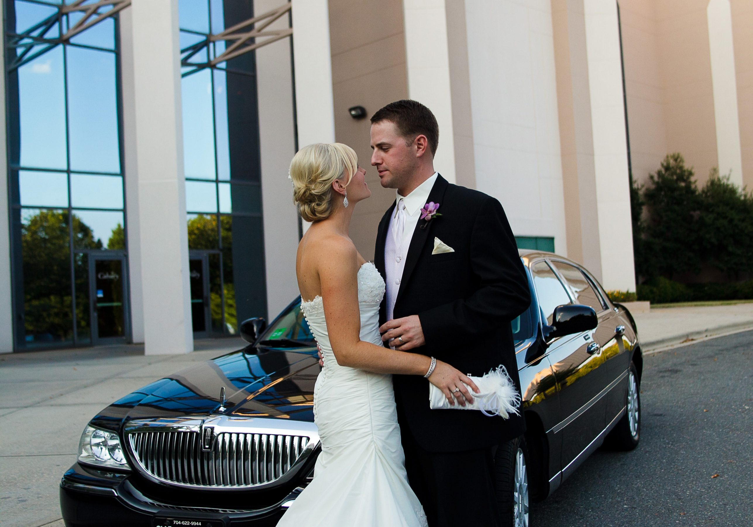 Wedding Transportation Charlotte